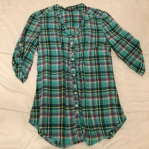 3/4th sleeve shirt